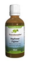 homeopathic allergy relief hayfever fighter