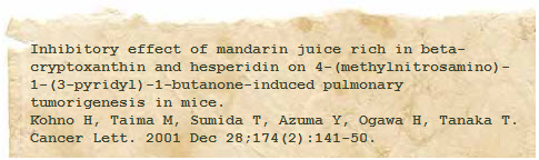 madrin juice cancer cure reference paper image
