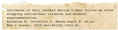 vitamin e for cancer reference paper 2